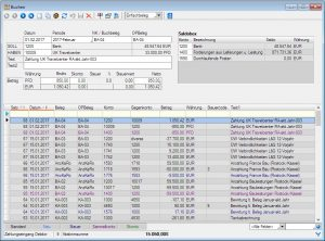 Einfaches Buchen mit der Rechnungswesen Software von SelectLine
