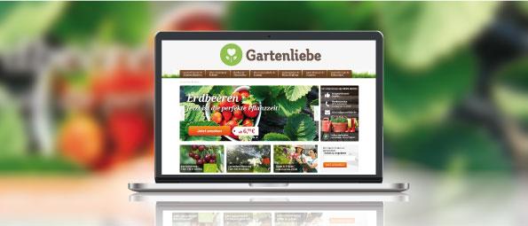 Online-Händler Gartenliebe: Durchgängige Verkaufsprozesse mit Speed4Trade