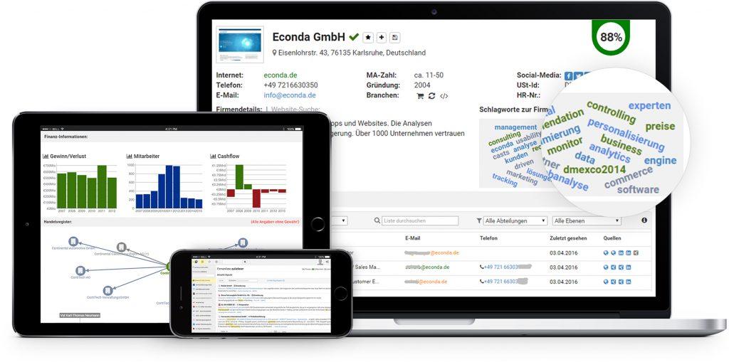Echobot SalesCONNECT für Salesforce Copyright: © 2017 Echobot Media Technologies GmbH Herausgeber: Echobot Media Technologies GmbH