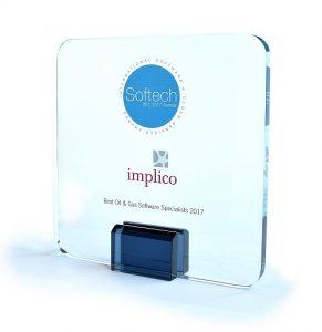 Implico gewinnt International Software & Cloud Services Award