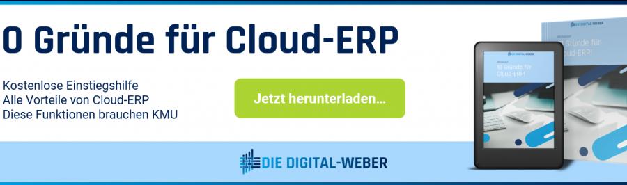 Kickstarthilfe für die Digitalisierung: Vorteile von Cloud-ERP für Unternehmen